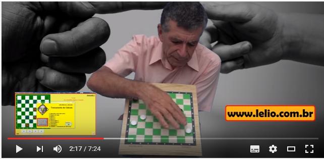 O poder da agressividade no jogo de damas - o jogo agressivo