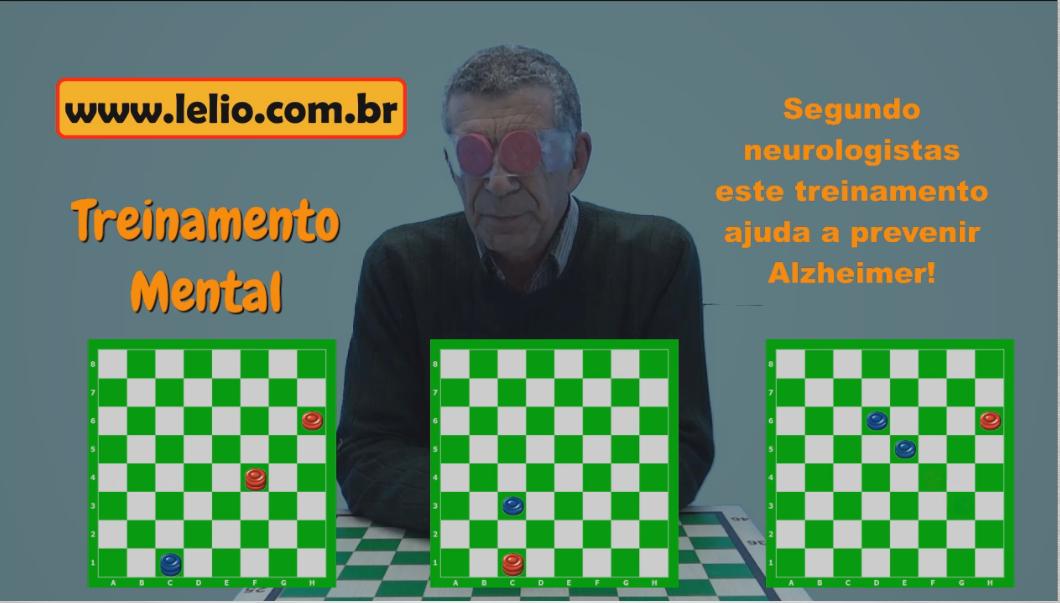 Treinamento Mental para prevenir Alzheimer utilizando o jogo de damas